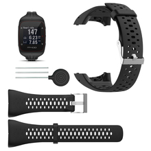 Wrist Band Strap for Polar M400 M430 Sports Smart Watch Soft Silicone Belt Replacement Bracelet Wristband Watchband Accessory wristband for polar m400 silicone replacement strap for polar m430 gps running smart watch sport watchband wrist strap bracelet