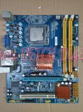 G43K support DDR2 775 -pin integrated small plate G43 Motherboard