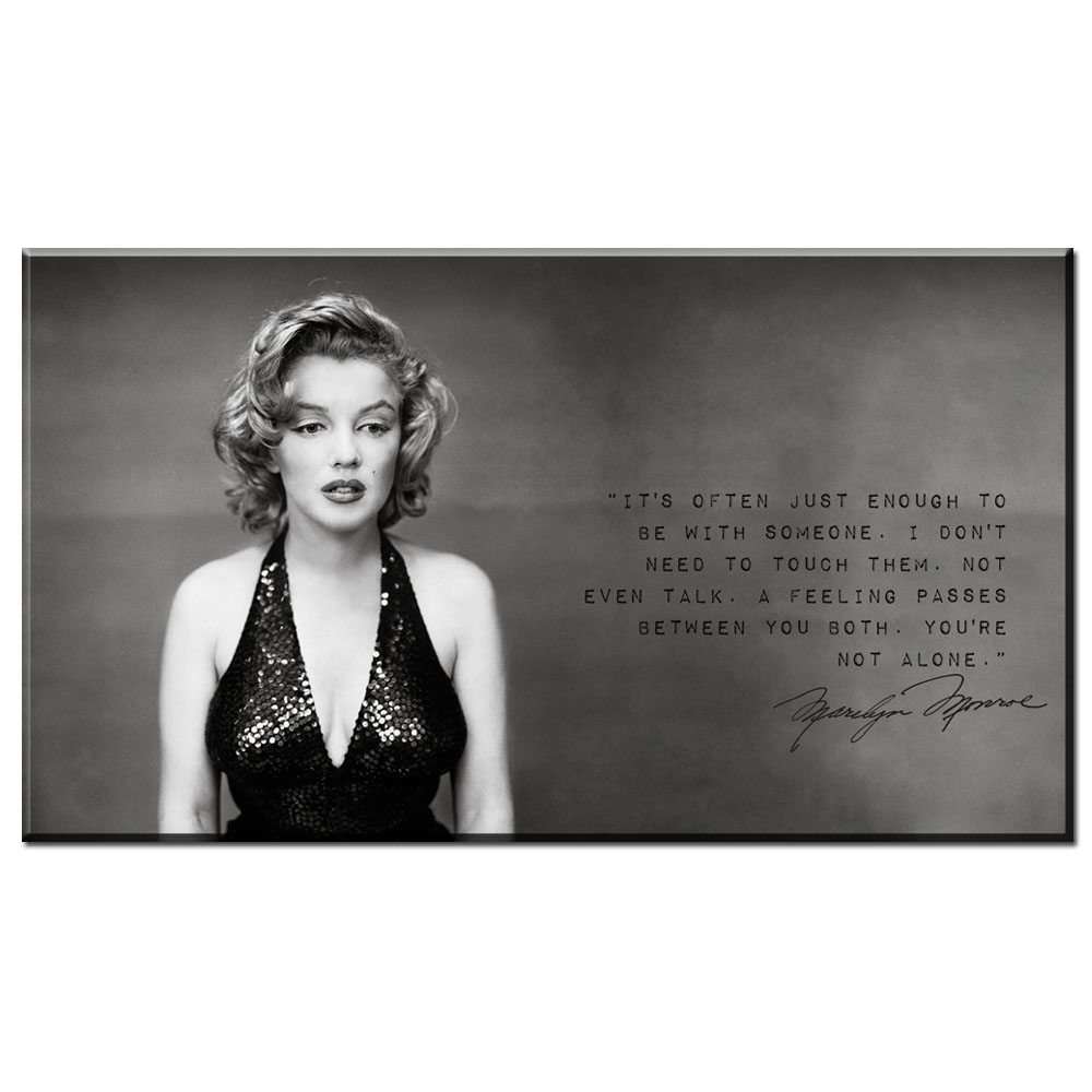 Zz1051 black white modern canvas art beautiful marilyn monroe canvas pictures oil art painting for livingroom bedroom decor art in painting calligraphy