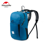 Naturehike portable Ultralight Backpack Foldable Waterproof Bag Unisex Outdoor Sports Camping Hiking Rucksack