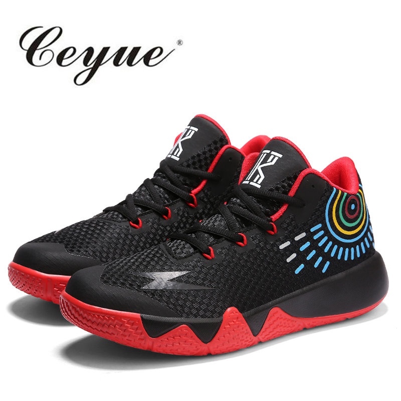 Basketball Shoes Men 2018 Sports Shoes Men Basketball Sneakers Breathable Gym Ankle Boots Sneakers Ultra Boost Basket Homme