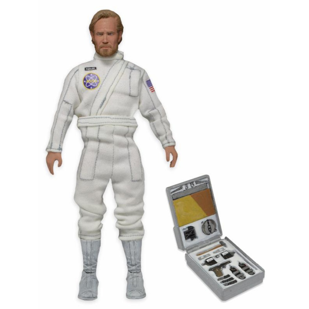 Neca Planet Of The Apes George Taylor 20cm/8 Action Figure NE034001 Free Shipping cd guano apes offline