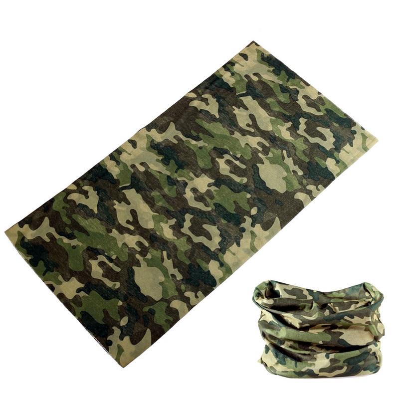 Scarf Gaiter Mask-Neck Face-Shield Shemagh Buffe Paintball Military Hunting Seamless-Bandana
