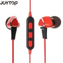 JOYTOP Halsband Bluetooth Hörlurar Hörlurar Trådlösa Headset Stereo Stereo Headset Örhängen För Telefoner Med MIC
