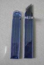 Porte-crayon automatique, 2mm, recharge, 3 paquets, 5B 4B 3B 2B B HB h2 H 3H 4H, porte-crayon mécanique, hélice No.1163