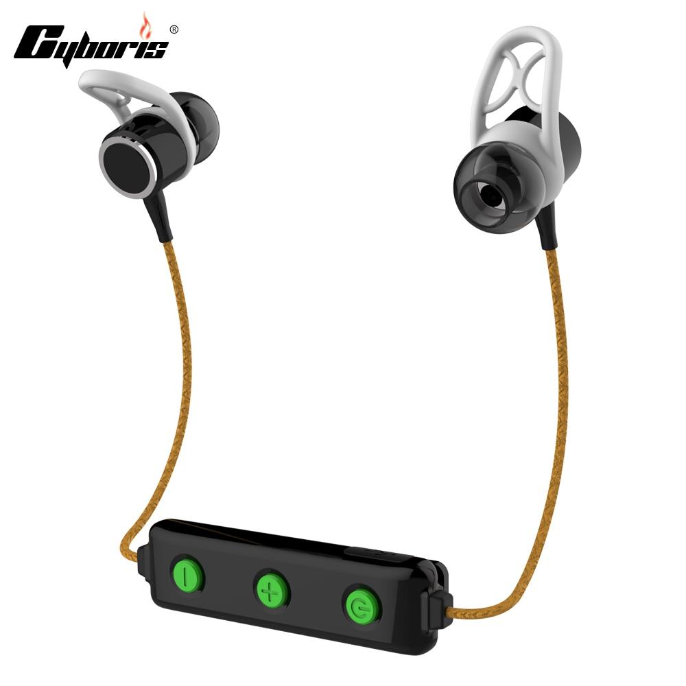 Cyboris Sport 4.0 Auriculares Bluetooth Auriculares Estéreo A prueba - Audio y video portátil - foto 4