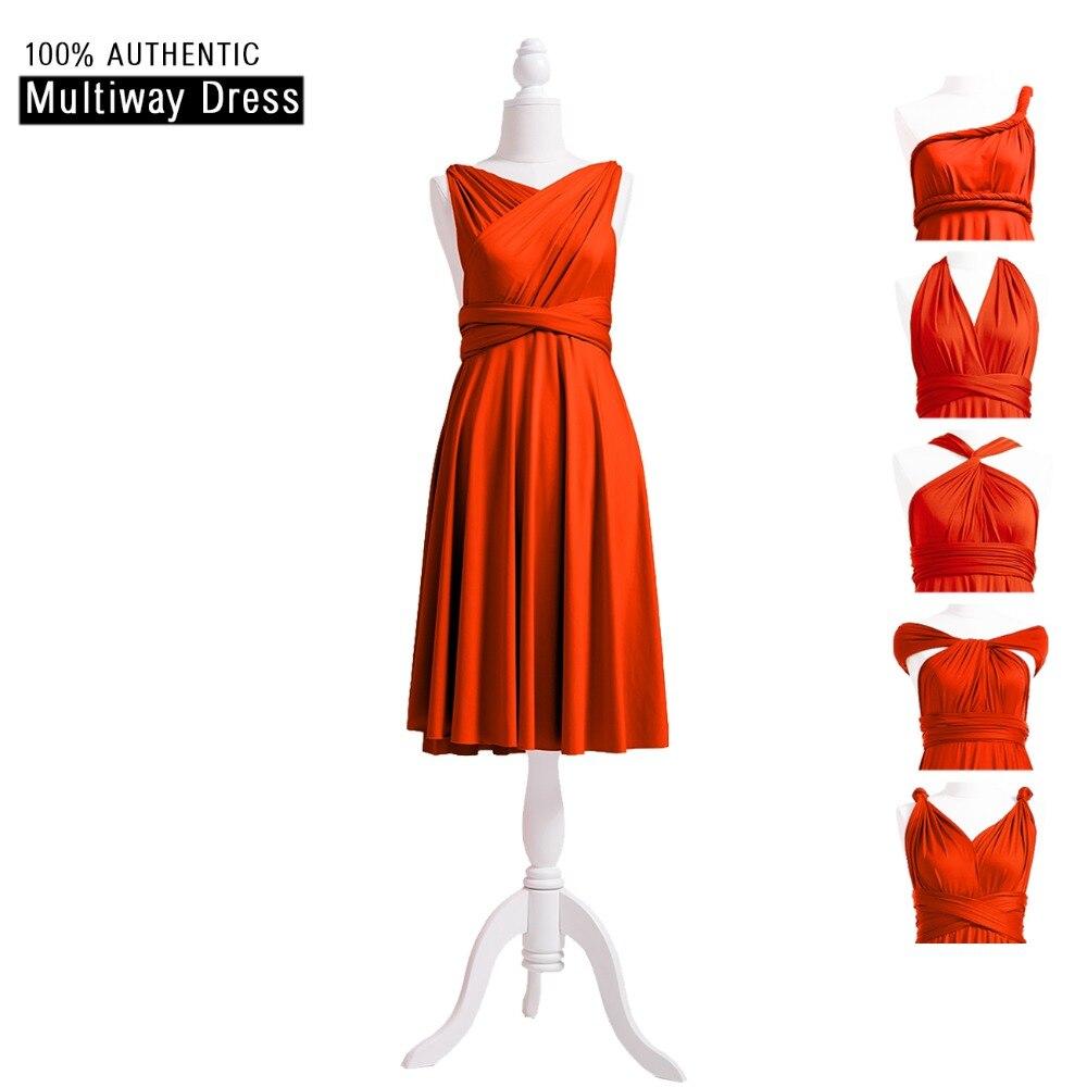 db97edfca88 Burnt Orange Bridesmaid Dresses