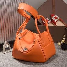 Women Bag Famous Brand Fashion Genuine Leather Crossboby Bag Design Ladies Shoulder Bag Female Handbags Girl Gift Bolsa Feminina