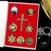 One piece Zoro Pendant Keychains Cosplay