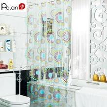 Buy New Arrival Transparent Pvc Bathroom Shower Curt online