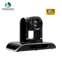 Tenveo VHD303U 3MP Video Conference Camera Full HD 1080p HDMI USB3.0 PTZ conferencing Camera with 30x Zoom for Broadcasting