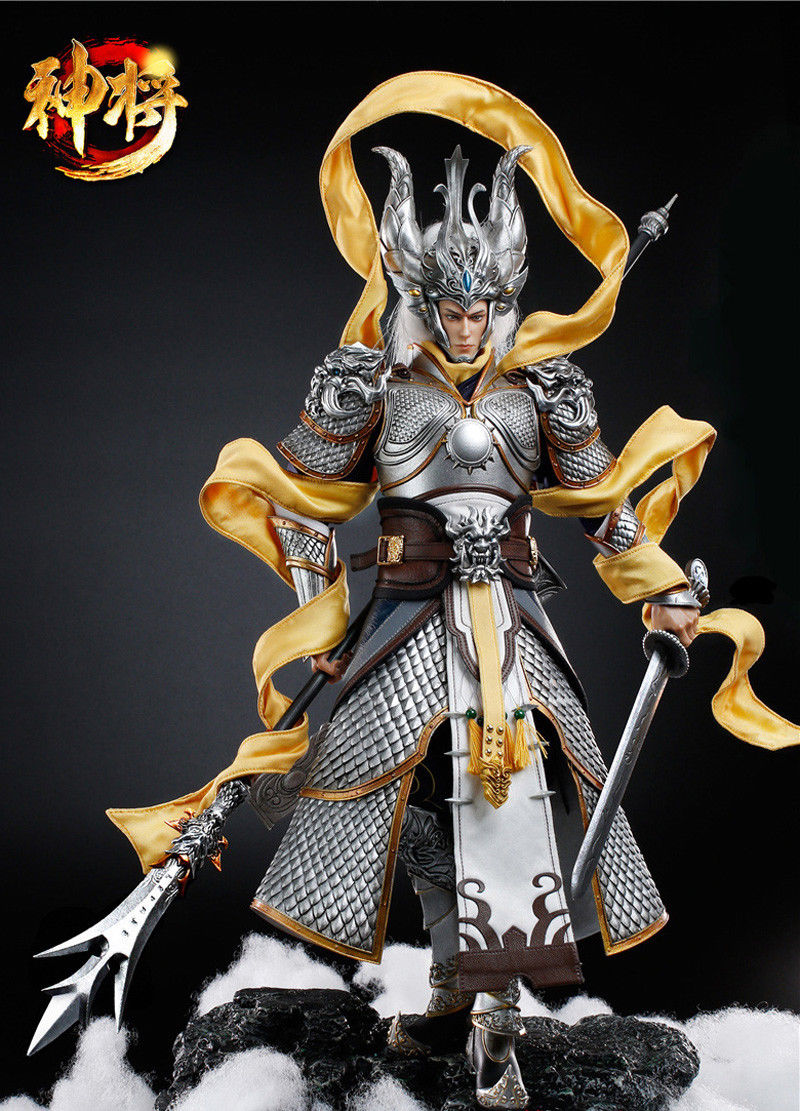 1/6 Scale Collectable VERYCOOL DZS-004 Asura Series Exiled God action figure Collectible Model Toys 5