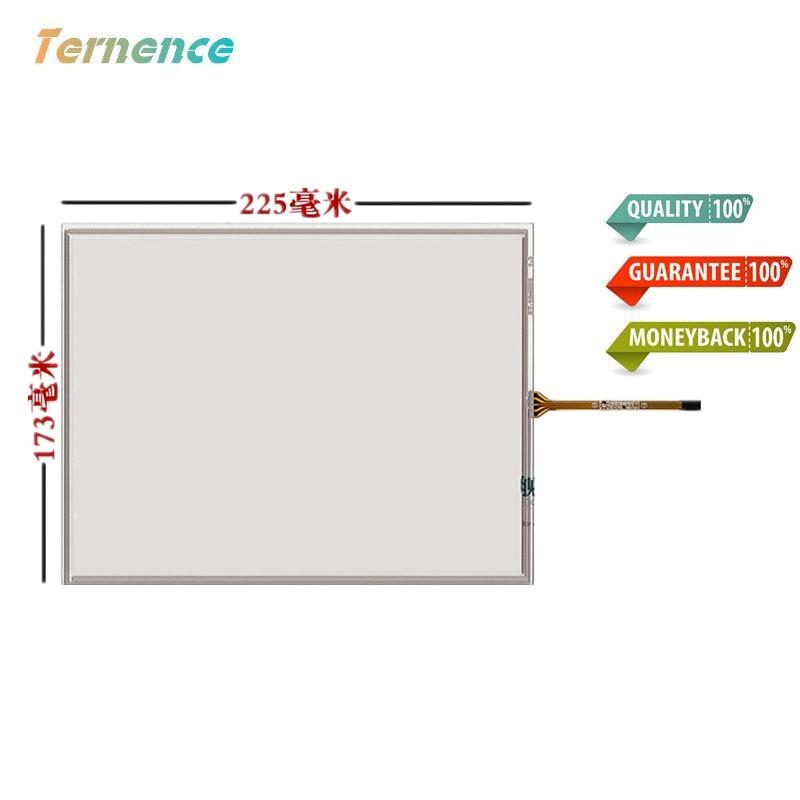 Skylarpu 10.4 Inch 225*173mm Touchscsreen For N010-0554-X122/01 3g Touch Screen Panel Glass Handwritten Free Shipping