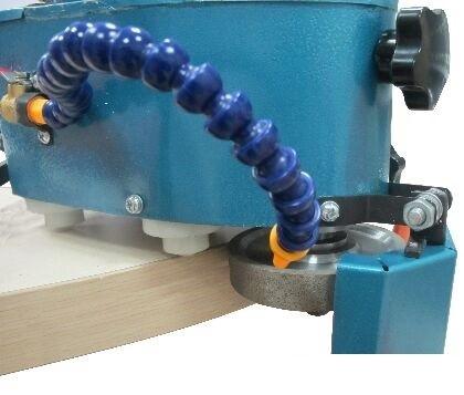 Grinding machine 4