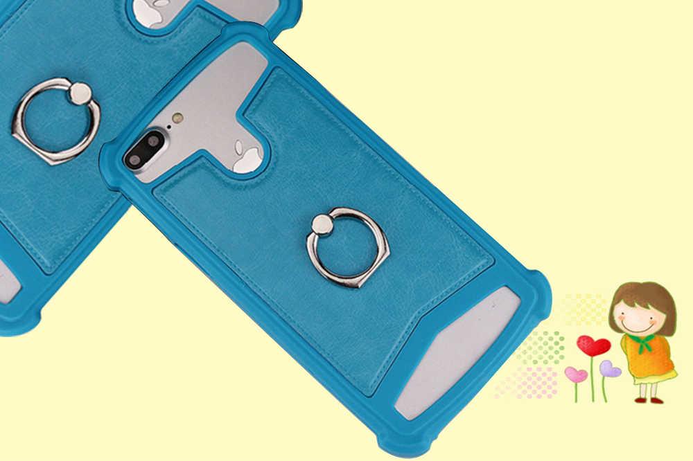 Universale in pelle di TPU della copertura posteriore molle del silicone cassa del telefono per just5 COSMO L808 LIBERTÀ C105 C100 LIBERTÀ M303 LIBERTÀ X1 2 #