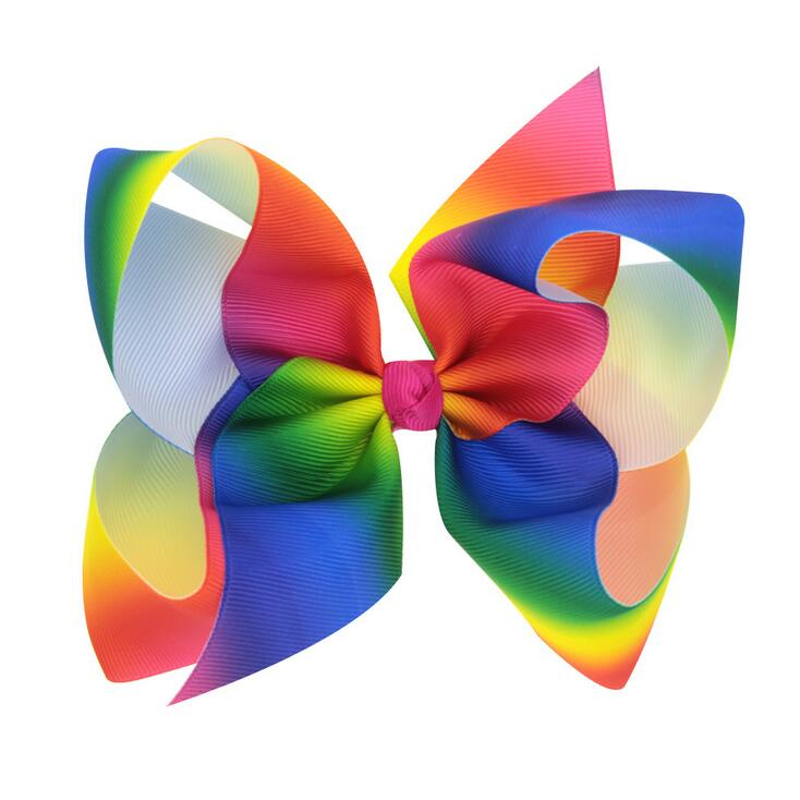 rainbow hairbow2