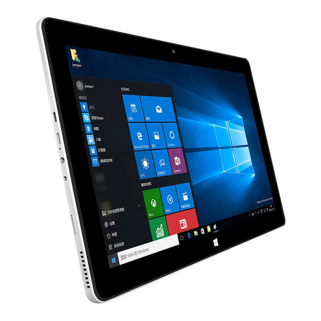 Jumper EZpad 6 tablet PC Windows 10 IPS 1920 x 1080 Intel Cherry Trail Z8350 4GB 64GB HDMI WiFi BT windows tablet laptop