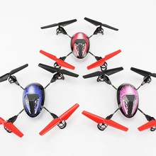 Free Shipping Hot Sell RC Mini UFO drones Quadcopter V949 shaft 3D Flip with 2.4G light RC Helicopters 4 channels VS  UDI U818A
