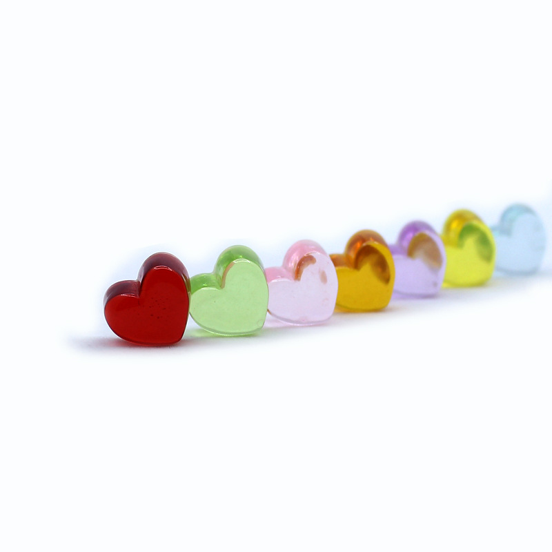 Slime 10Pcs Simulated Love Candy Polymer Slime Box Toy for Children Charms Modeling Clay DIY Kit Accessories Kids Plastic Gift E in Modeling Clay from Toys Hobbies