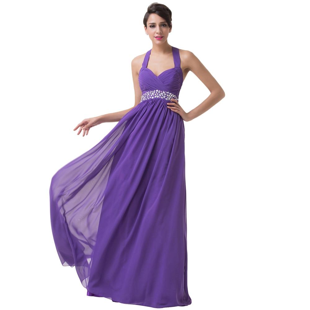 Aliexpress.com : Buy New 2015 Women's cheap Purple Bridesmaid ...