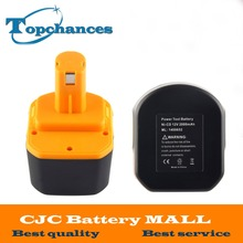 1X Newest 12V 2000mAh Ni CD Rechargeable Power Tool Battery for Ryobi 1400652 1400652B 1400670 B