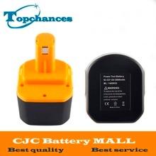 1X Newest 12V 2000mAh Ni-CD Rechargeable Power Tool Battery for Ryobi 1400652 1400652B 1400670 B-1230H B-1222H B-1220F2 B-1203F2