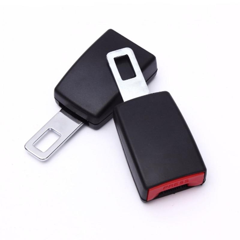 1 St Auto Seat Belt Clip Extender Veiligheidsgordel Lock Gesp Plug Voor Peugeot Rcz 206 207 208 301 307 308 406 407 408 508 2008 3008-6008