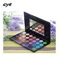 2016 Nueva Pro 28 Color Eyeshadow Sombra de Ojos Maquillaje Conjunto de Múltiples 28 paletas de colores de sombra de Ojos Cosméticos Sombra de Ojos E007
