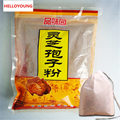 500g Ganoderma Lucidum, Lingzhi, Wild reishi Spore Powder, Chinese herbal medicine, Anti-cancer and anti-aging tea bag+gift