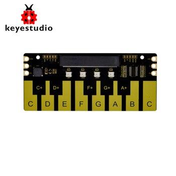 NEW! Keyestudio microbit  TTP229-LS Piano shield for Micro Bit недорого