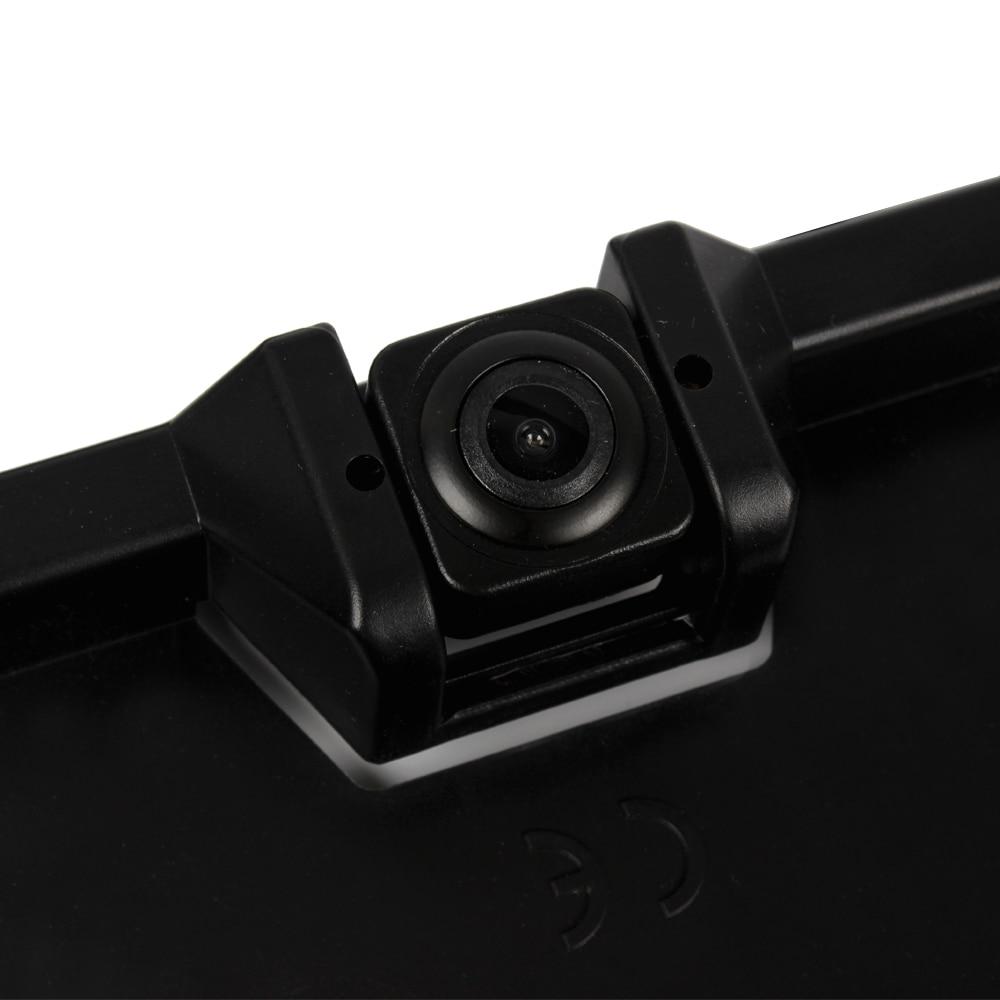 1 europea marco de la matrícula + 1 cámara de visión trasera + 2 ...