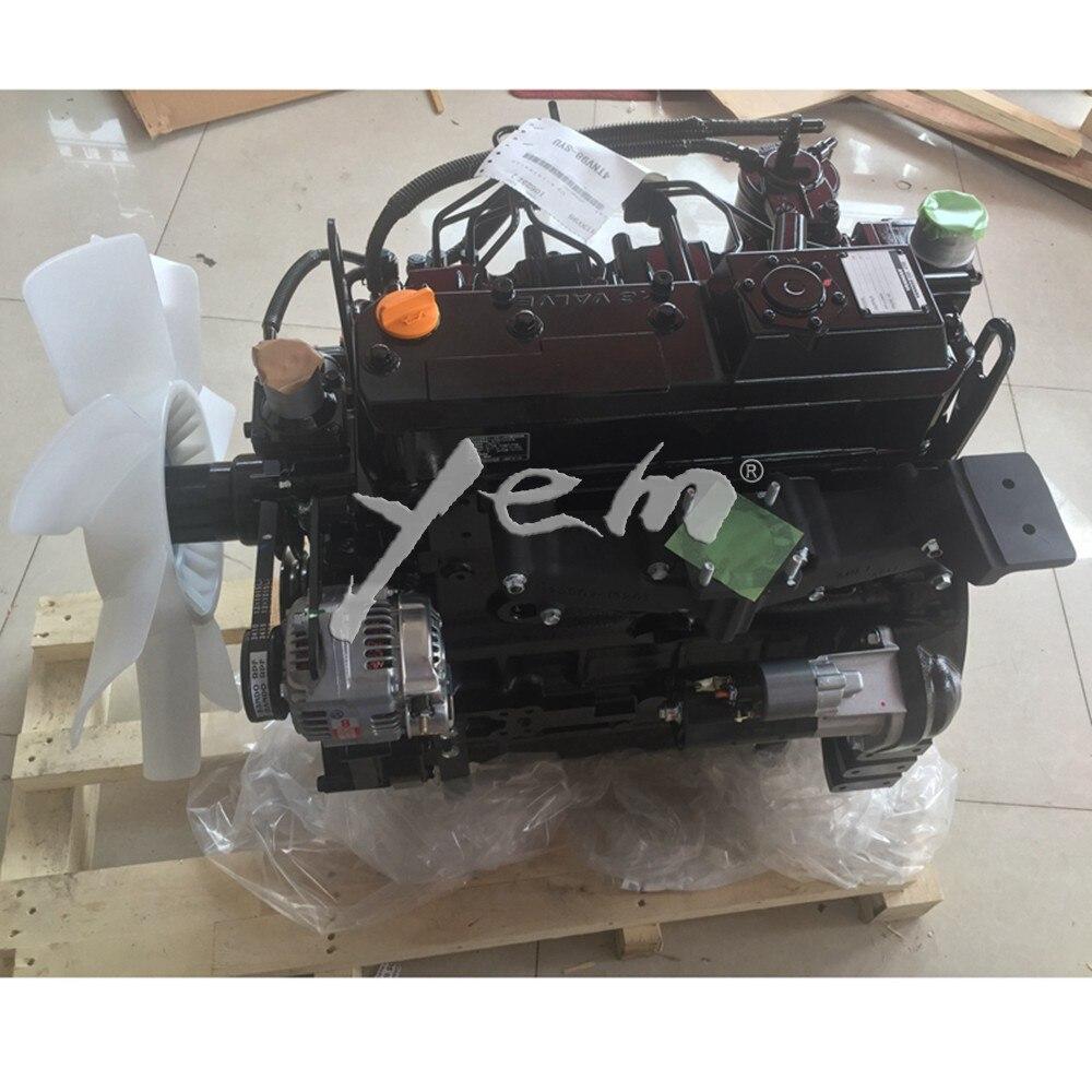 For Mitsubishi S3L S3L2 Overhaul Rebuild Kit Piston Ring Cylinder ...
