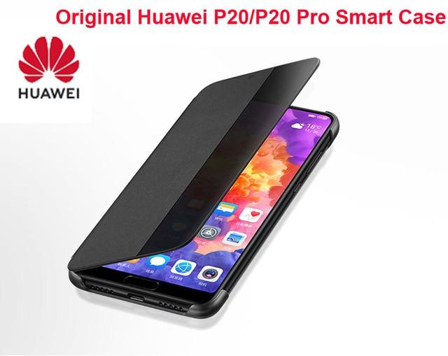 carcasa inteligente huawei p20 pro
