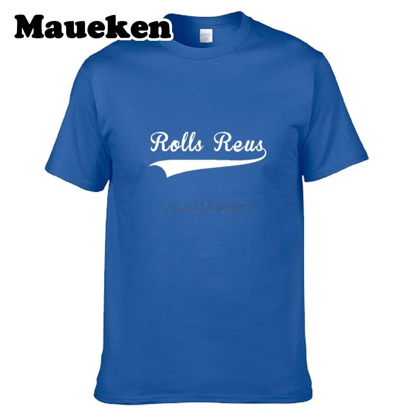 Aliexpress.com: Compre Homens T shirt MVP Marco Dortmund Borussia ...