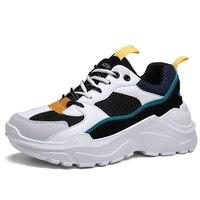 Winter Men Trainers Sneakers Running Shoes Suede Leather Comfort Jogging Sneakers Mens Sport Trainers Running Shoes 2019 Spring