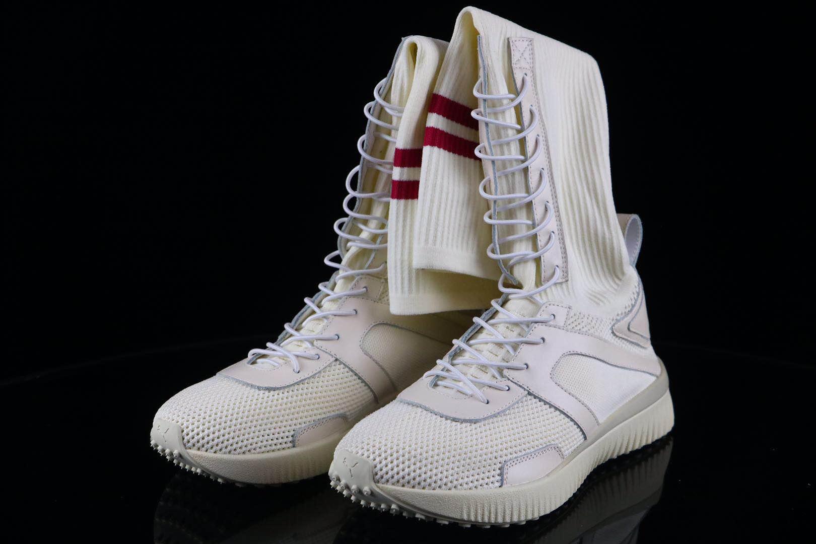 Free shipping 2018 PUMA Women's Fenty x Trainer Hi Boots Badminton Shoes size36-39 puma free flowing