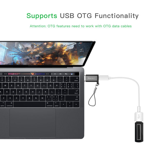 Adapter USB Type-C Micro USB Converter Cable Type C Adapter USB 3.1  Support OTG For Xiaomi 4C /Huawei /HTC Oneplus LG Tablet 4