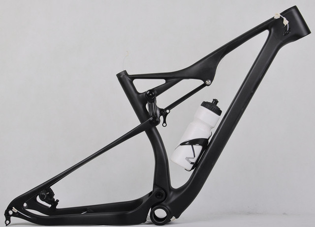 13239829be8 Chinese 27.5er Plus Carbon Mountain Bike Frames Full Suspension-in ...