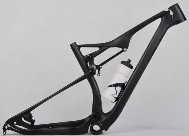 chinesische plus carbon mountainbike rahmen. Black Bedroom Furniture Sets. Home Design Ideas