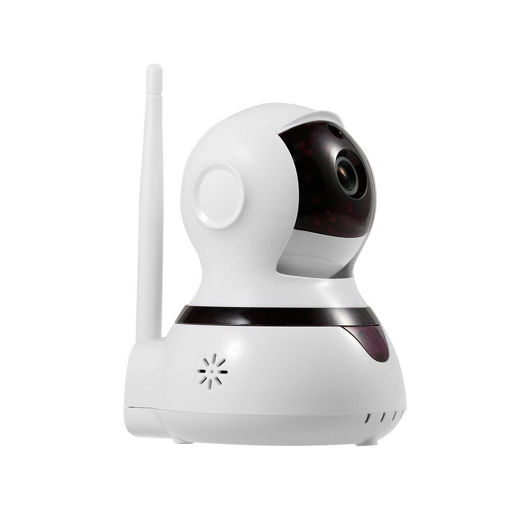 Wolf-Guard IP Camera 720P 2.4G WIFI CCTV APP Control for Home Health Security Burglar System Wireless Alarm Camera