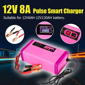 New 12V 8A 6-120Ah Auto Car In