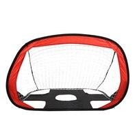 110cm Portable Folding Children Football Goal Door Set Football Gate Outdoor Sports Toys Kids Soccer Door Set