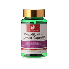 NaturalCure Detoxification Powder Caps ules Expel Toxin Waste and Pollution from Your Body Cleanse Your Organs