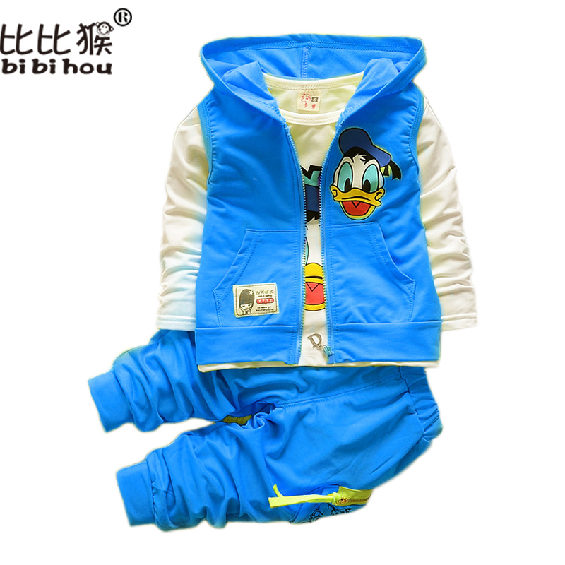 bibihou Baby Girl Kids Child Sports Suit Clothes