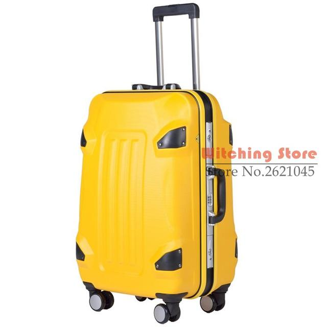28 INCH 202428# Transformers rod universal wheel password top grade aluminum travel box car models #EC FREE SHIPPING