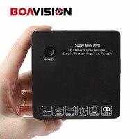 1080P 720P ONVIF Mini NVR 4CH 8CH DVR HD Network Video Recorder E SATA 1 HDD