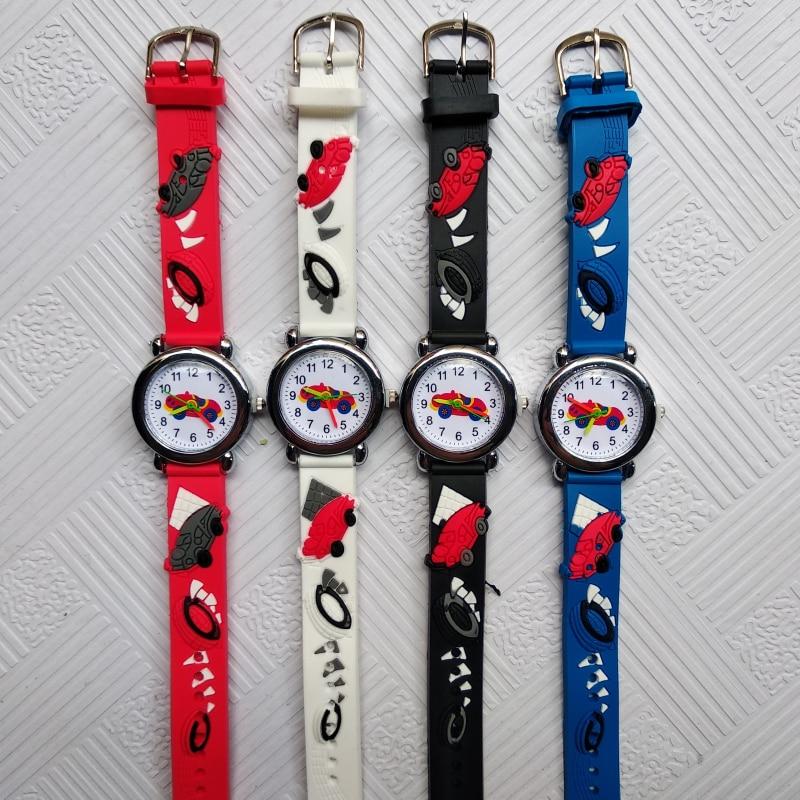 2018 Fashion Unisex Platimum Nylon Fabric Watch Sport Thin Students Canvas Quartz Dress Wristwatches For Boy Girl Casual Relogio Children's Watches