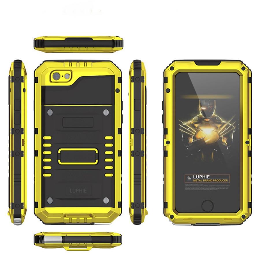 Luphie Warwolf IP68 Case for iphone 8 8plus Անջրանցիկ - Բջջային հեռախոսի պարագաներ և պահեստամասեր - Լուսանկար 4