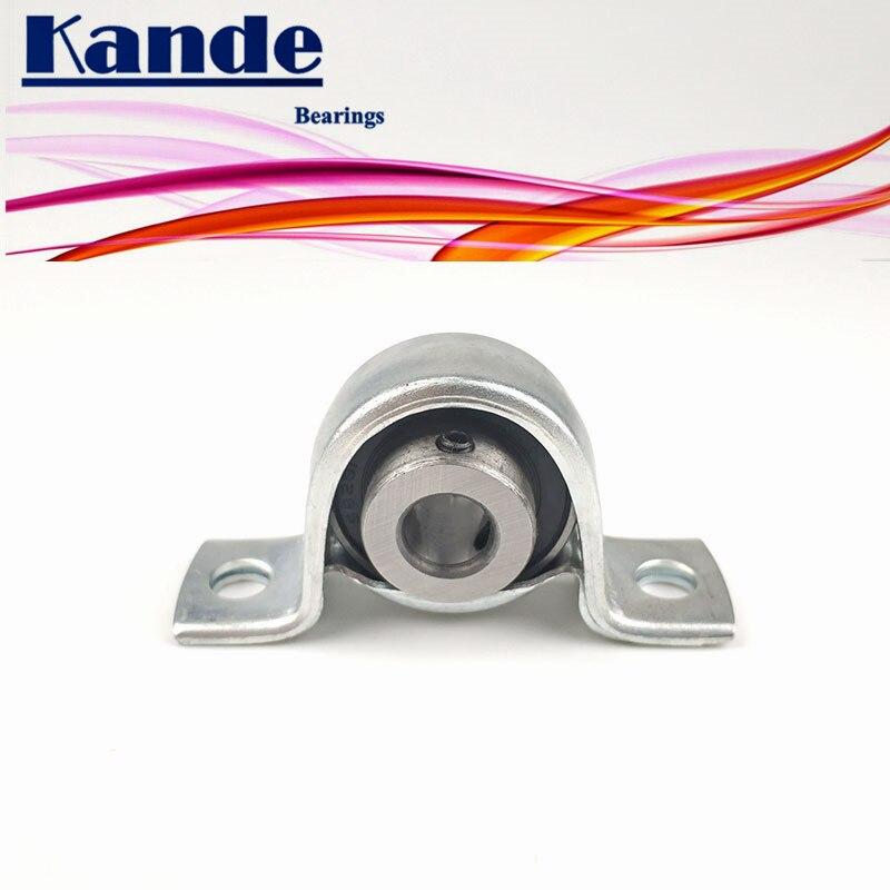 Kande Bearings 1pc SB203  Bearing Core ID:17 Mm SAPP203  /  SBPP203 SB  SBPP SA   SAPP   203
