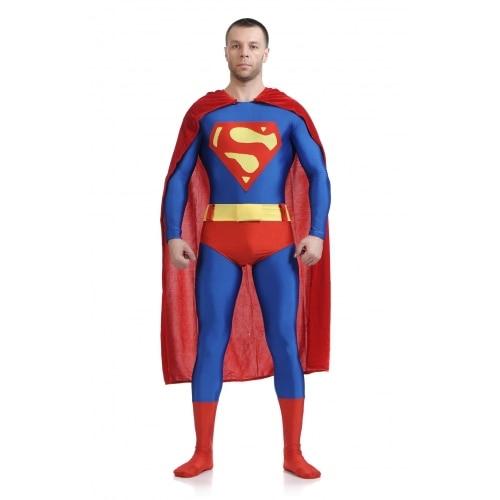 Factory Direct Wholesale Pris Classic Spandex Superman Kostym - Maskeradkläder och utklädnad